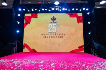 Viet Huong celebrates 25th anniversary in July 25th 2020