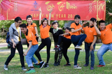 Year-end Party 2015