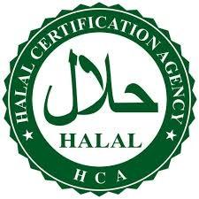 việt hương nhận chứng nhận halal