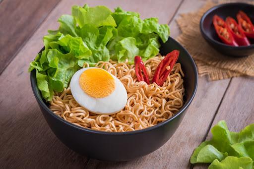 Viet Huong cung cap huong man cho mi an lien, snack