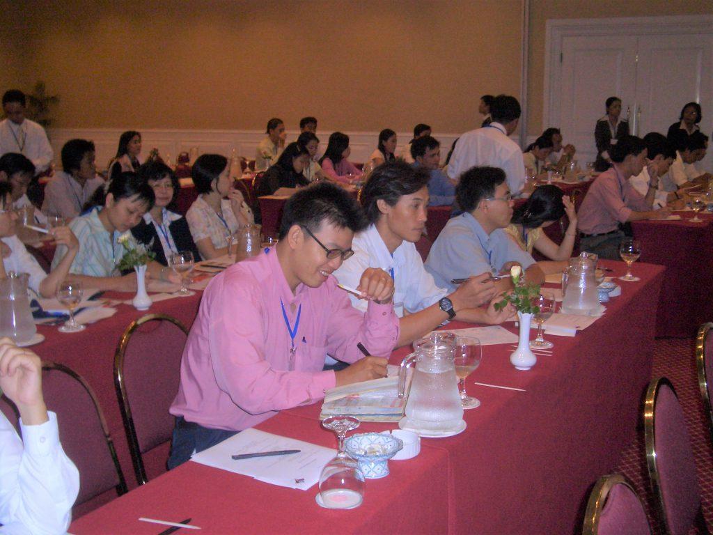 VIET HUONG ORGANIZED TECHNICAL SEMINAR 2006