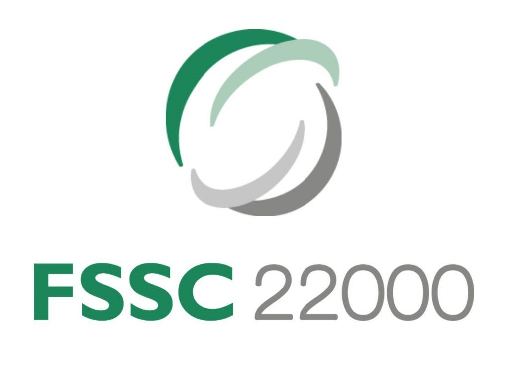 chứng chỉ FSSC 22000